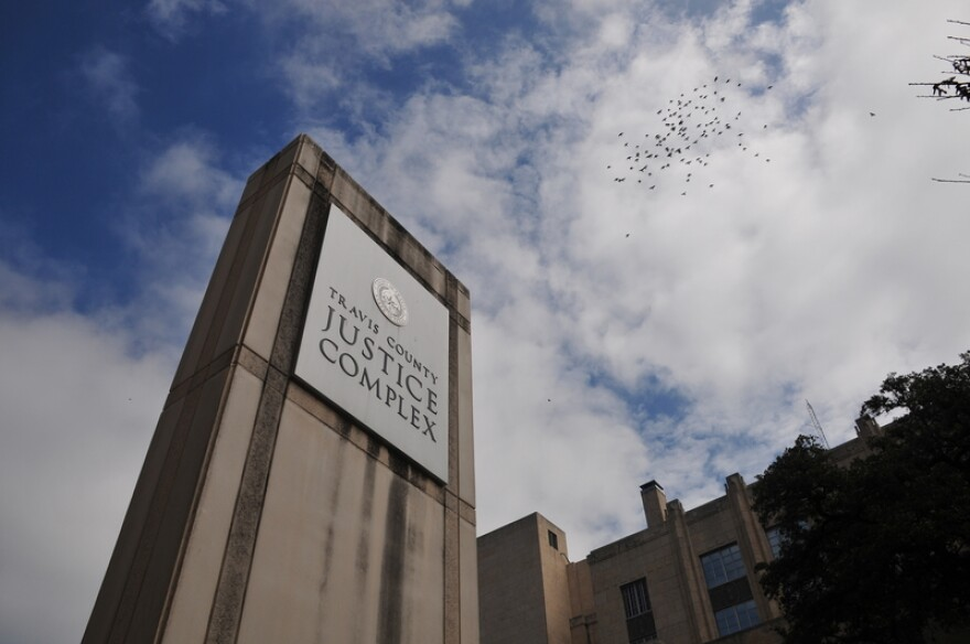 Travis County Criminal Justice Complex