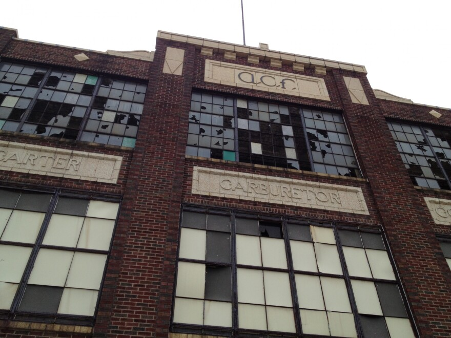 Carter Carburetor was a major manufacturing plant from 1915 to 1984. Officials announced that the facility undergo a $30 million environmental cleanup.