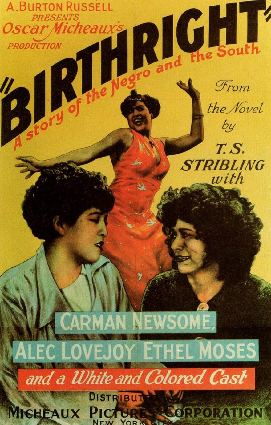 The first scenes of Oscar Micheaux's 1939 remake of his silent film <em>Birthright</em> have been lost for years.