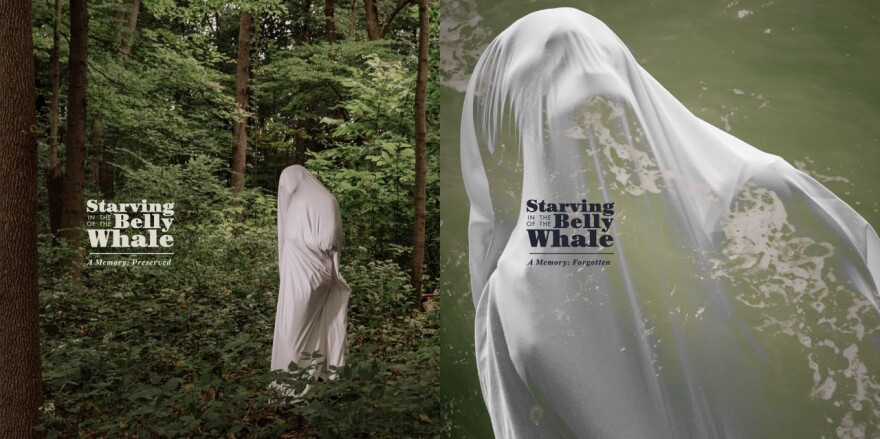 Starving in the Belly of the Whale's new album is comprised of two musical compositions.
