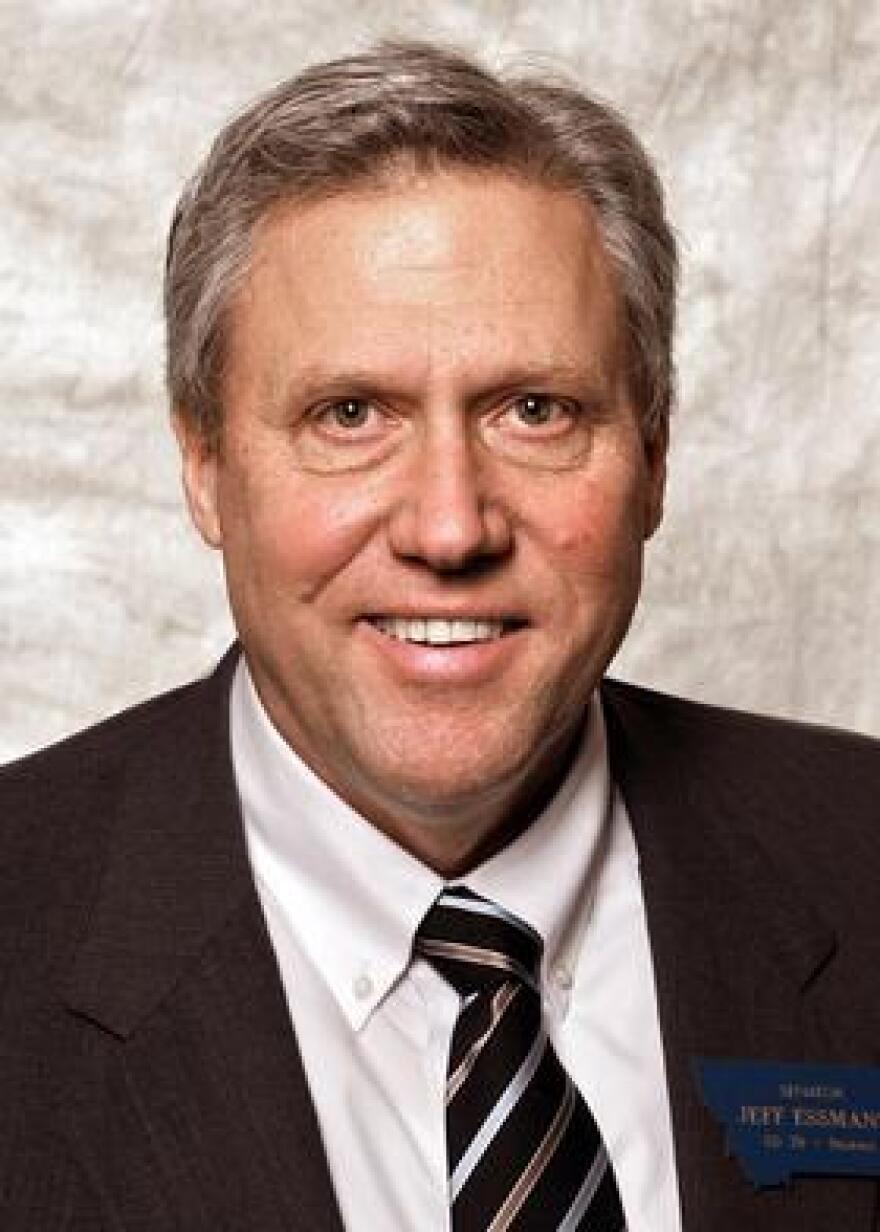 Jeff Essmann, chairman of the Montana Republican Party.