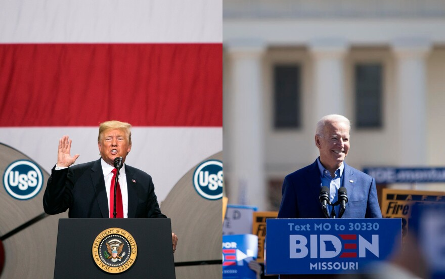 President Donald Trump is not expected to beat former Vice-President Joe Biden in Missouri by as much as he lead Hillary Clinton in 2016. And that could have a big impact on Republican chances in key contests.