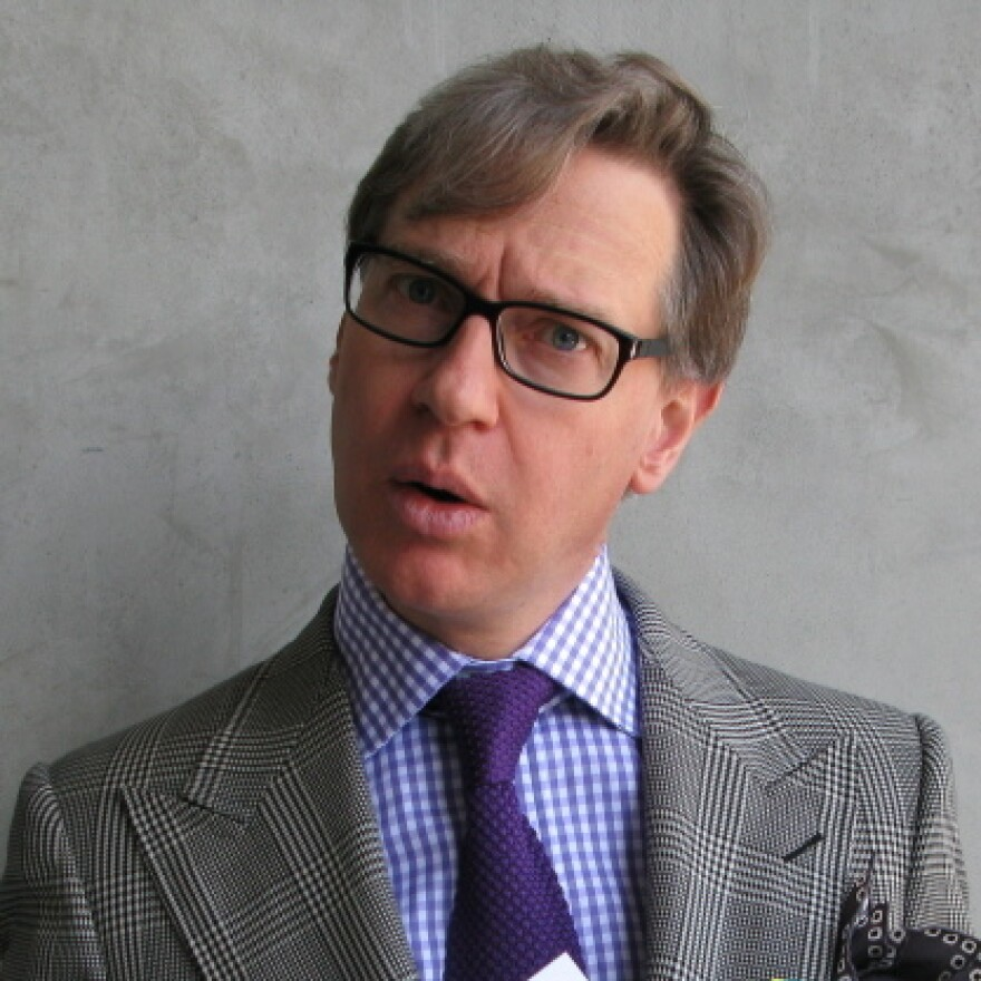 Director, actor and author Paul Feig directed the smash comedy hit <em>Bridesmaids</em>.