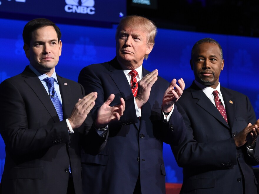 As the rhetoric around immigration has heated up during this presidential campaign, many candidates' views have shifted ... and some still remain unclear.