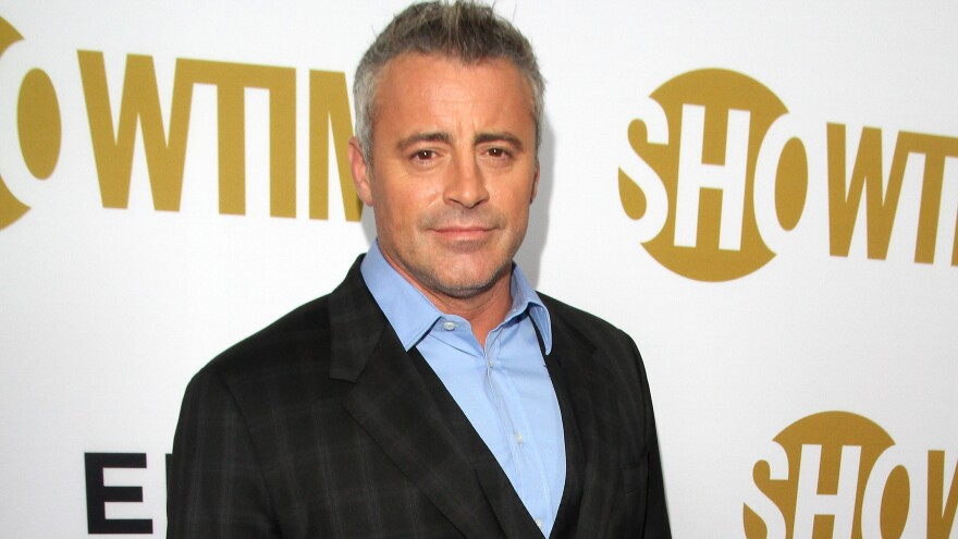 Matt LeBlanc, seen here at an Emmys party in West Hollywood last fall, will help revamp the BBC's long-running show <em>Top Gear</em>.