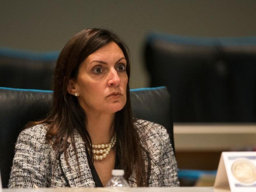 Lt. Gov. Jeanette Nunez.