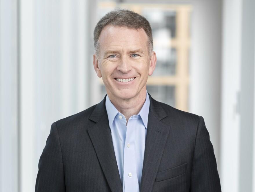Steve Inskeep for NPR