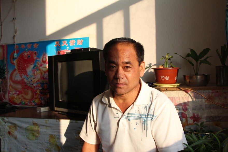 Gao is a low-level manager at a cement factory. He says a slowdown in government infrastructure spending and an over-supply of apartments have devastated the cement business. The company he works for went from a high of 1,000 employees to about 100.