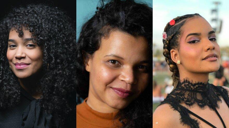 Elizabeth Acevedo, Amanda Alcantara and Danyeli Rodriguez del Orbe are this week's guests on <em>Alt.Latino</em>.