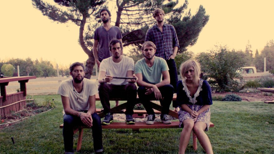 Seattle's The Head and the Heart recently performed on <em>World Cafe</em>.