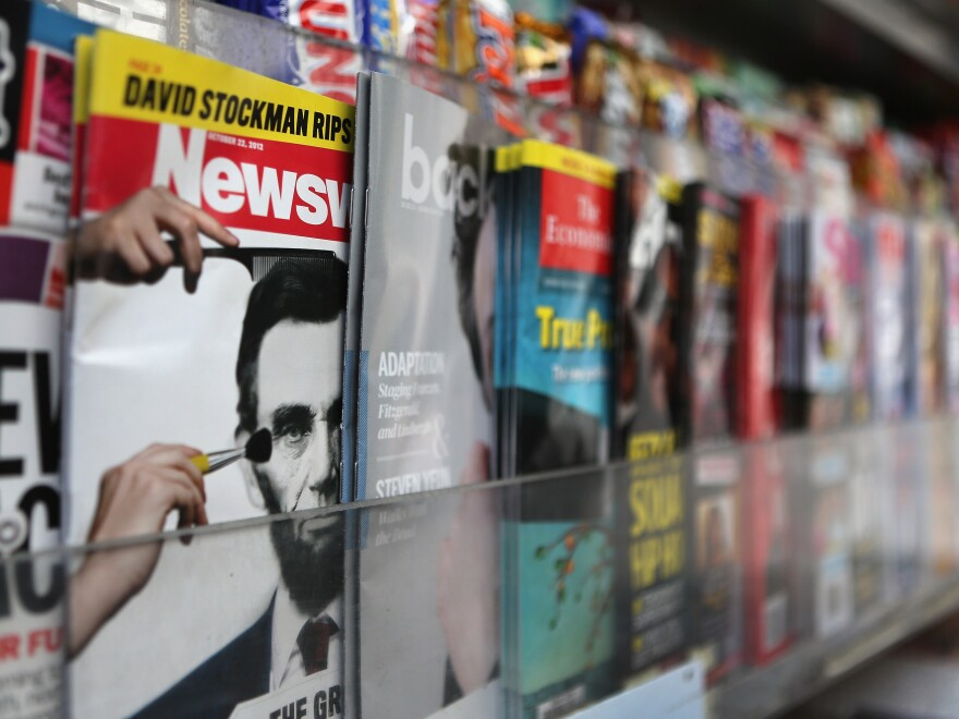 Tina Brown, editor-in-chief of <em>Newsweek,</em> announced Thursday that the 80-year-old newsmagazine will publish its final print edition on Dec. 31 and shift to an all-digital format in early 2013.
