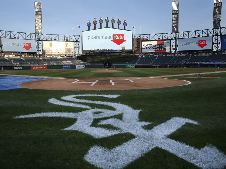 U.S. Cellular Field will become known as Guaranteed Rate Field starting in November.