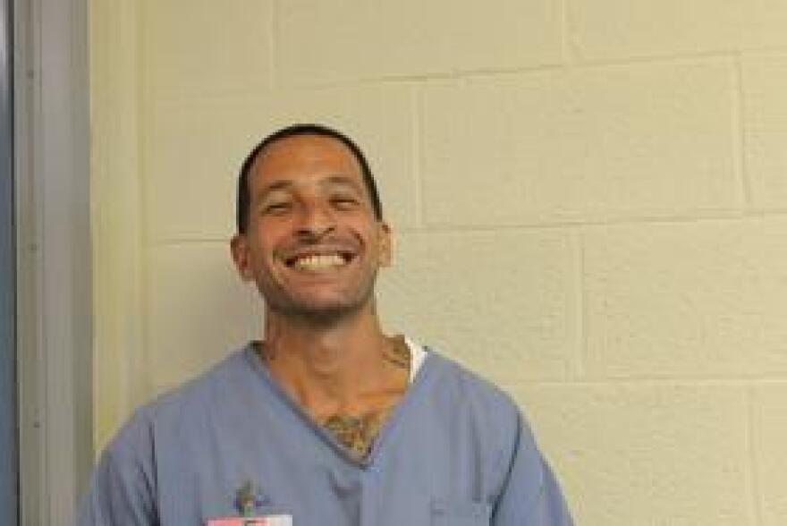 Eduardo Martinez at Dade Correctional Institution.