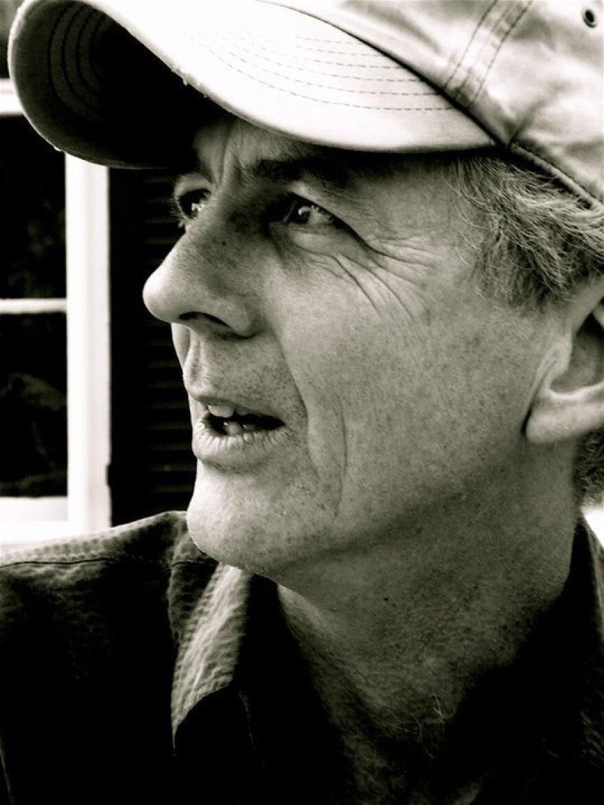 Bill Deputy, a longtime NPR audio engineer, in 2012.