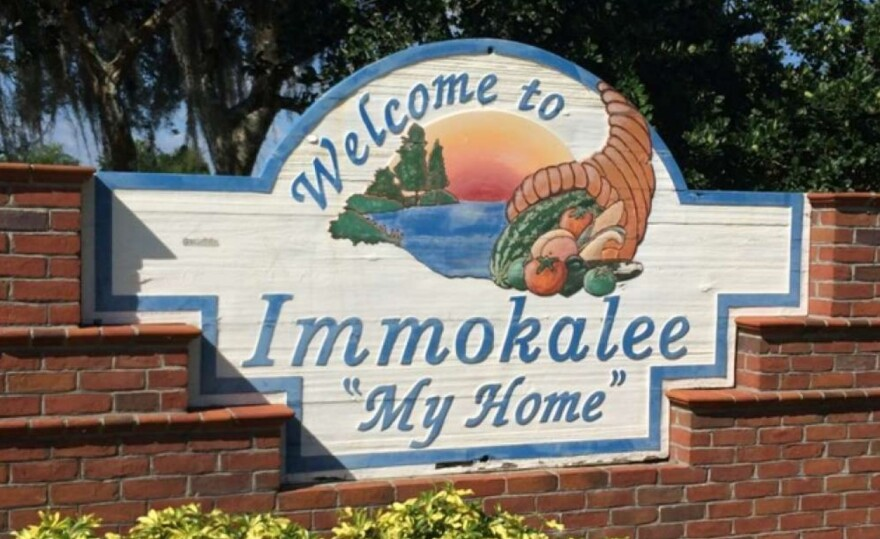 Immokalee, a town of 25,000 north of the Everglades, has become a coronavirus hot spot, with cases more than doubling in the past two weeks.