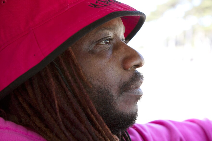 Deco Carter, who drives mostly for Lyft, a ride-hailing service, has been involved in two auto accidents that left him unable to work while his car was being repaired.