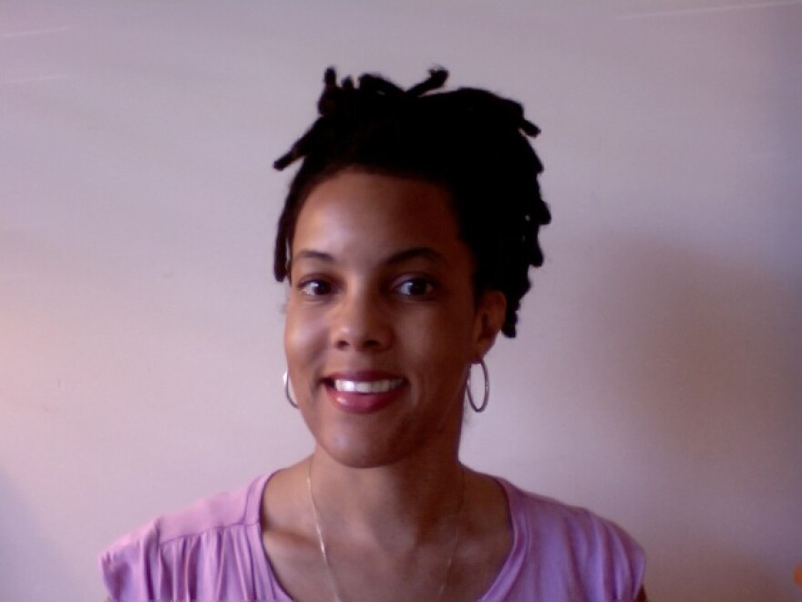 Trina James, founder of Jamaa Learning Center.