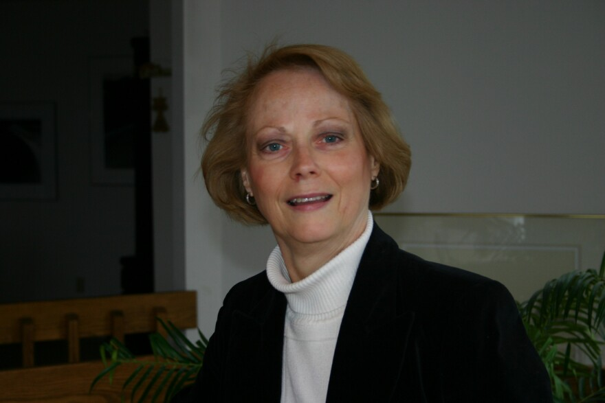photo of Marcia Adair