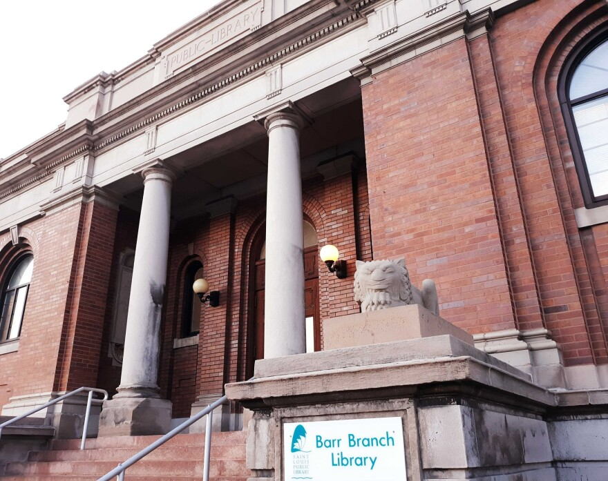 Barr branch library