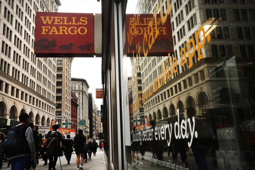 The Consumer Financial Protection Bureau is levying a $1 billion fine against Wells Fargo as punishment for the banking giant's actions in its mortgage and auto loan businesses.
