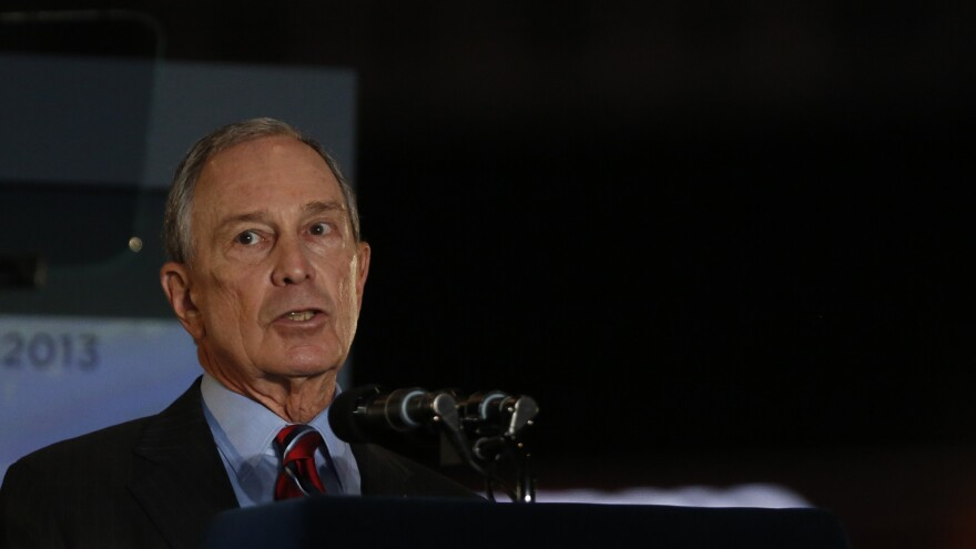 New York City Mayor Michael Bloomberg's gun control superPAC has poured more than $2 million into a Democratic primary in Chicago for a U.S. House seat.