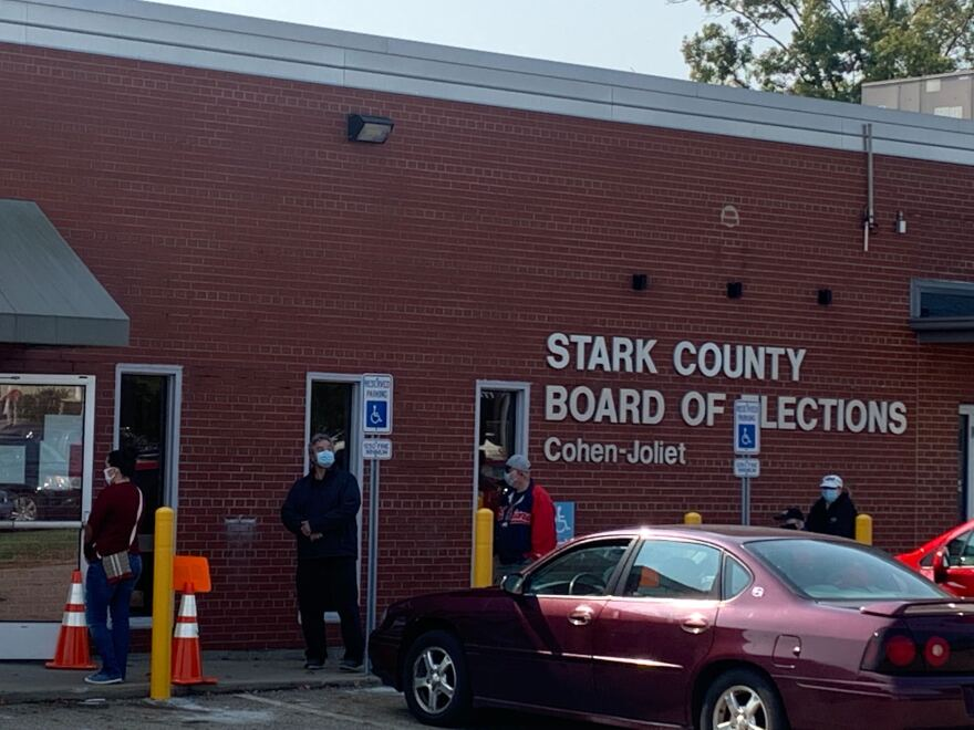 Stark County Board of elections