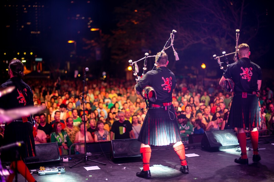 Kansas City Irish Fest Musicians