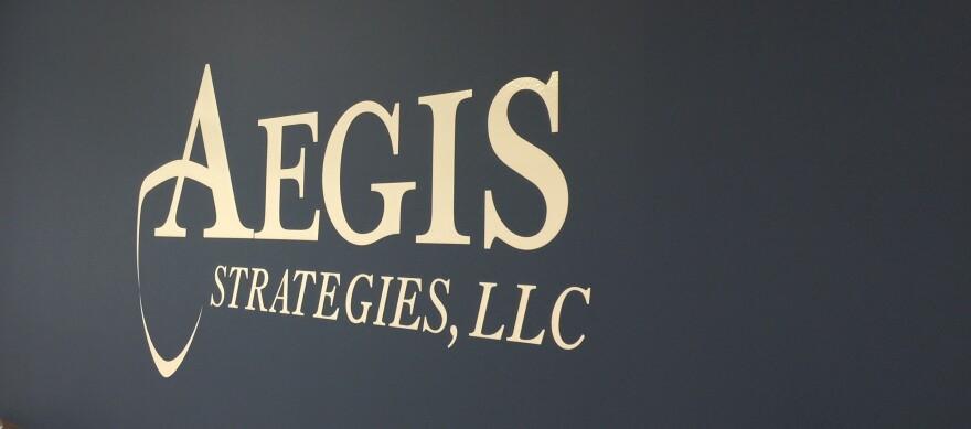 Aegis Strategies logo