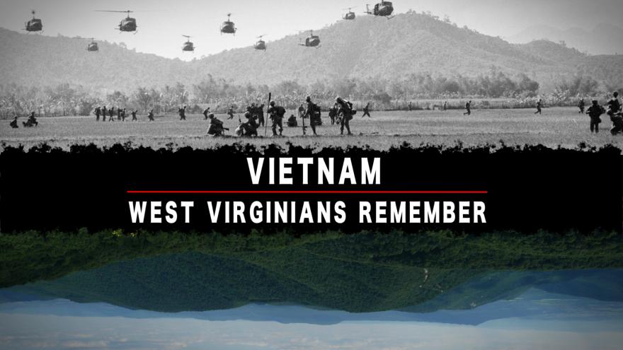 Vietnam: West Virginians Remember logo