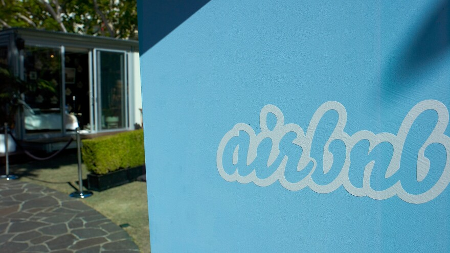 Airbnb, the online home-rental service, says it will start collecting hotel taxes in a few American cities.