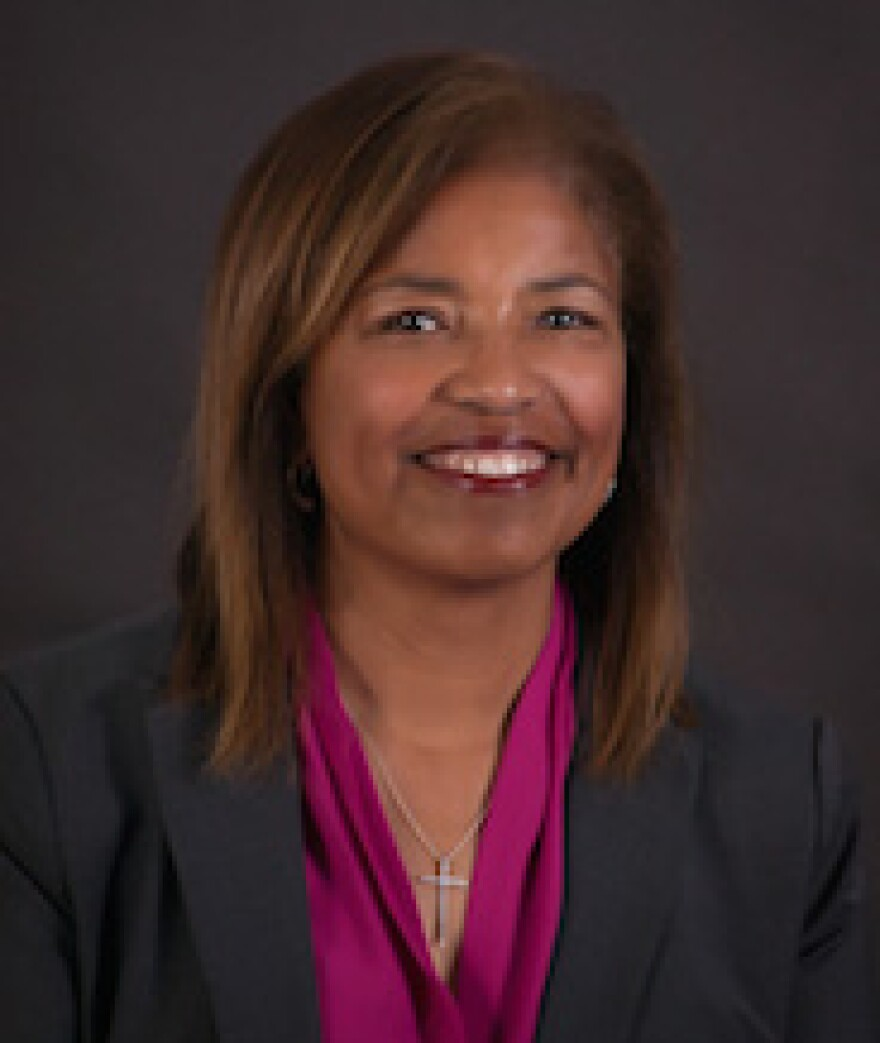 Vanessa Garry is an assistant professor of educator preparation and leadership at UMSL.