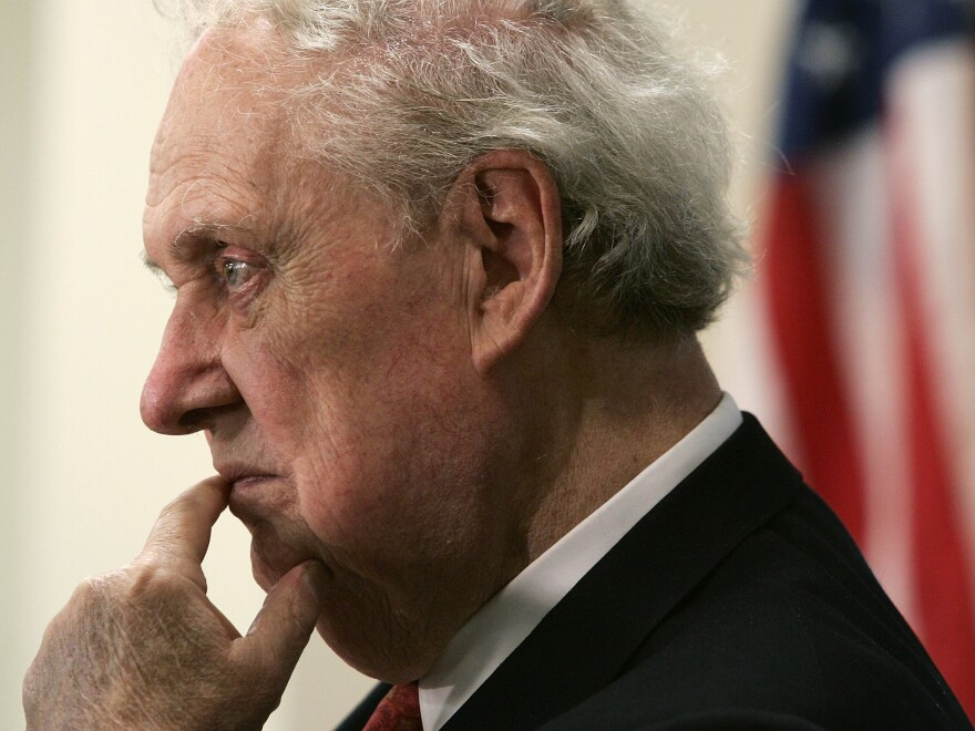 Robert Bork in 2005.