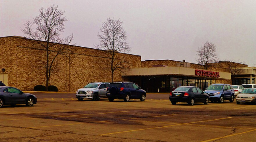 Springfield's Upper Valley Mall, built in 1971, has suffered from the loss of several anchor tenants.