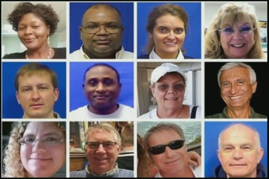 Police have yet to determine a motive in the May 31 shooting in Virginia Beach that left 12 people dead and four others wounded.