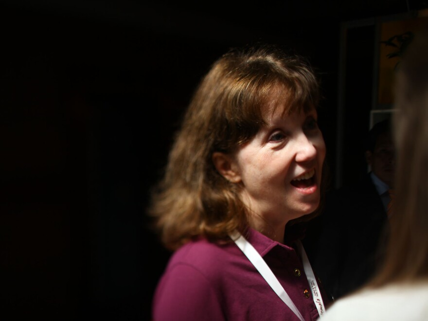 Margaret Swallow co-founded the International Women's Coffee Alliance a decade ago.