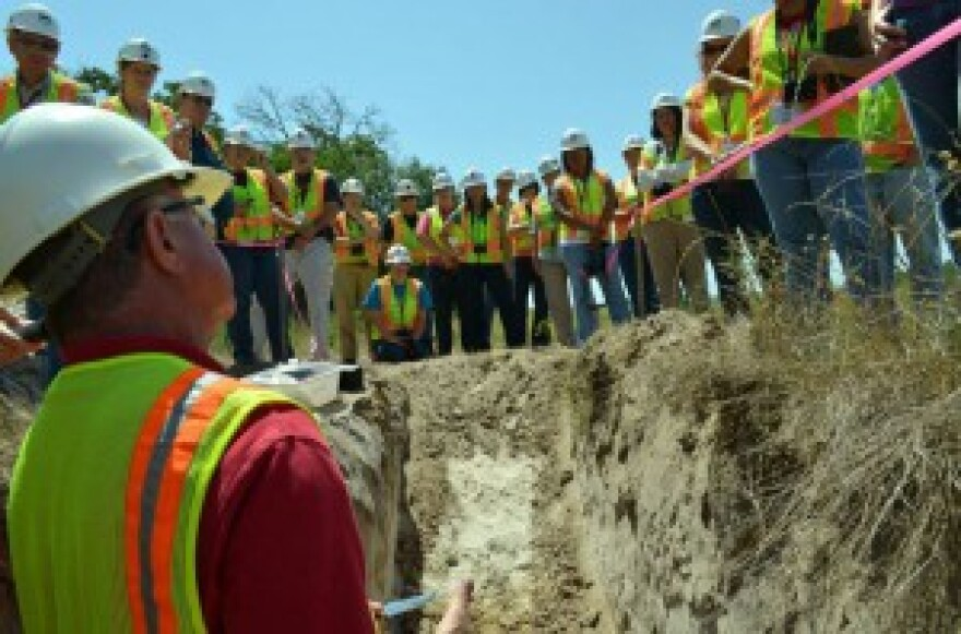 During-coal-camp-teachers-also-learned-about-different-types-of-soil-300x198.jpg