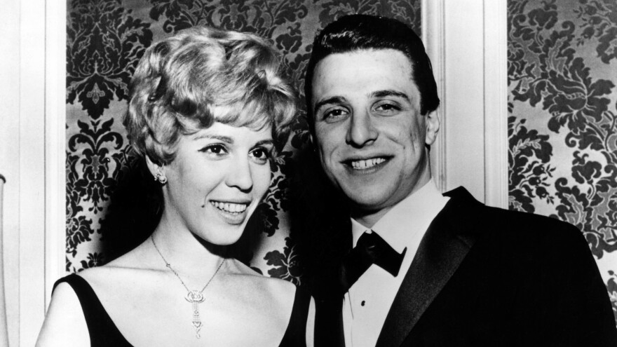 Cynthia Weil and Barry Mann in New York City circa 1965. Together, the songwriting couple has helped sell an estimated 200 million records.