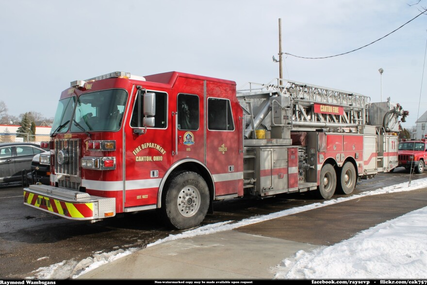 photo of Canton Fire Department Truck 1