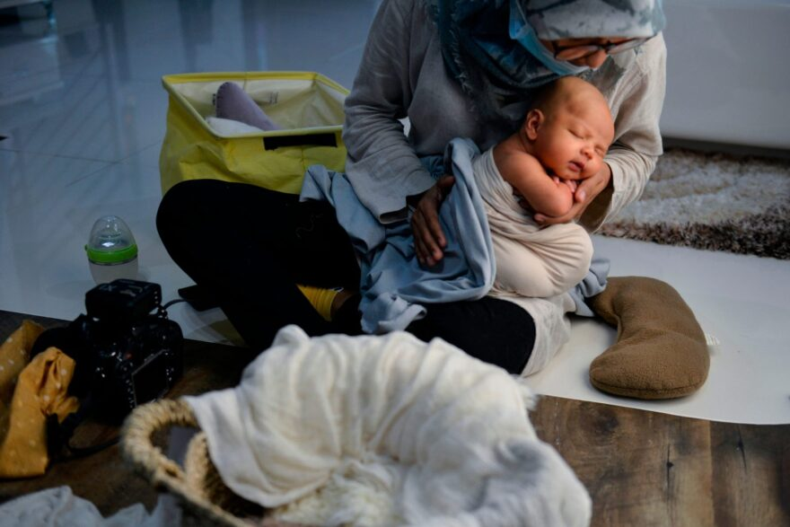 The maternal mortality rate is going up in the United States. Getting midwives and doulas involved in the process may improve outcomes for mothers and babies across the country.