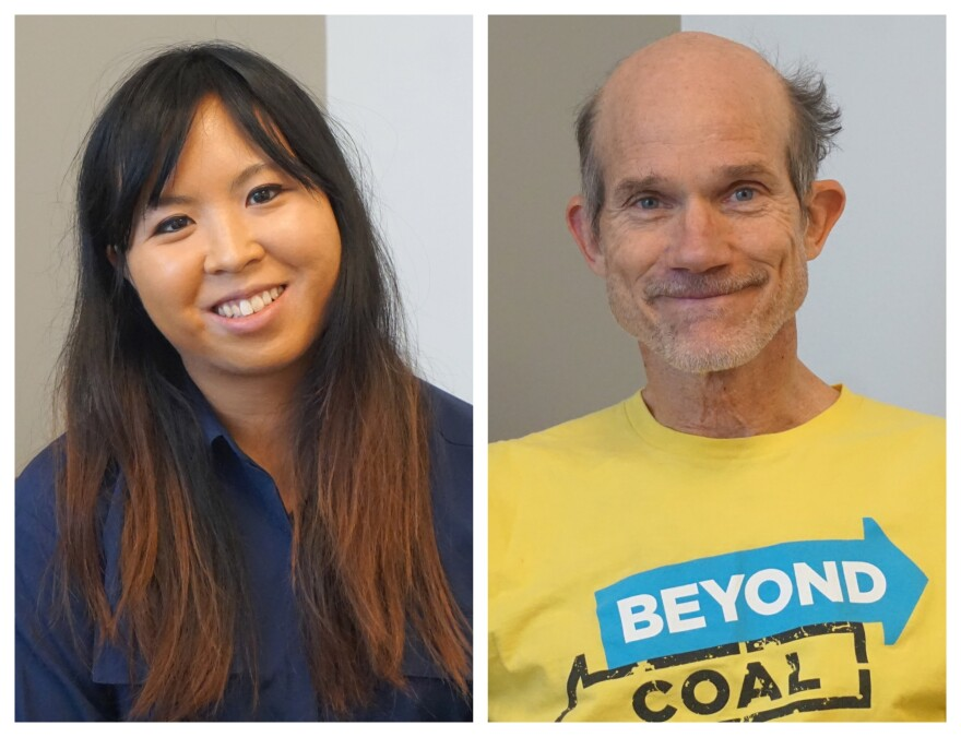 St. Louis Public Radio's science and environment reporter Eli Chen and John Hickey, director of the Missouri chapter of the Sierra Club, joined Thursday's segment to talk about the effects climate change is having in the region.