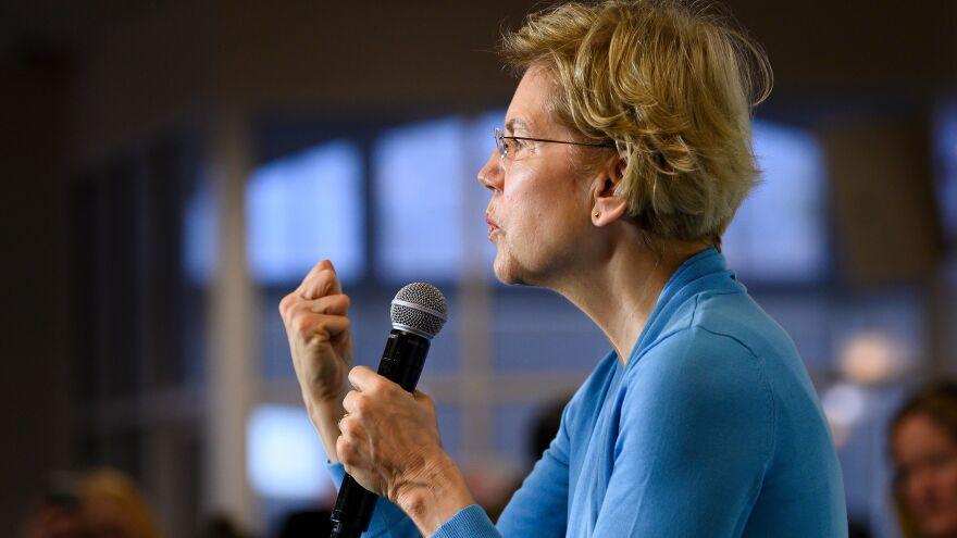 Many progressives want Sen. Elizabeth Warren to be Joe Biden's vice presidential pick.