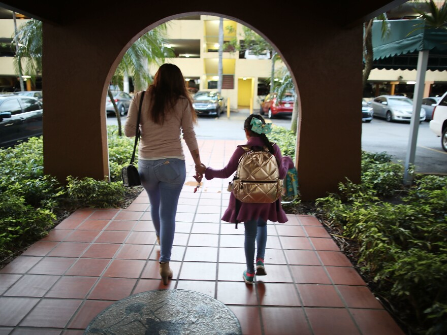 Florida's education commissioner has ordered the state's schools to reopen for in-person instruction in the fall, subject to the advice and orders from health authorities.