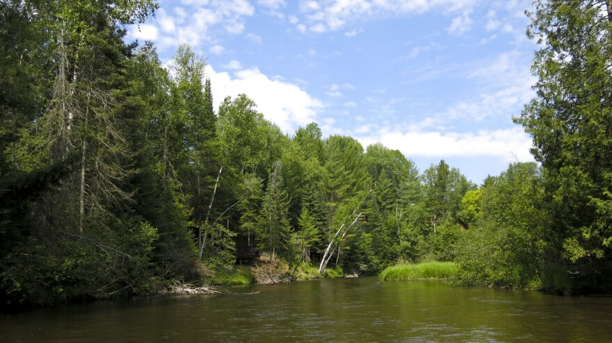 The Au Sable River in Michigan is a popular place for fly fishermen and the heart of a debate unexpectedly influenced by largely invisible social welfare organizations.