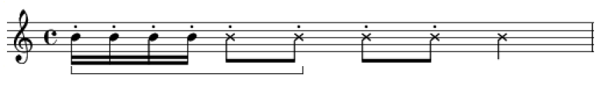 "This is how Martin Nilsson defines his ""Far East Proto Cliche"" — the earlier form of the nine-note riff."