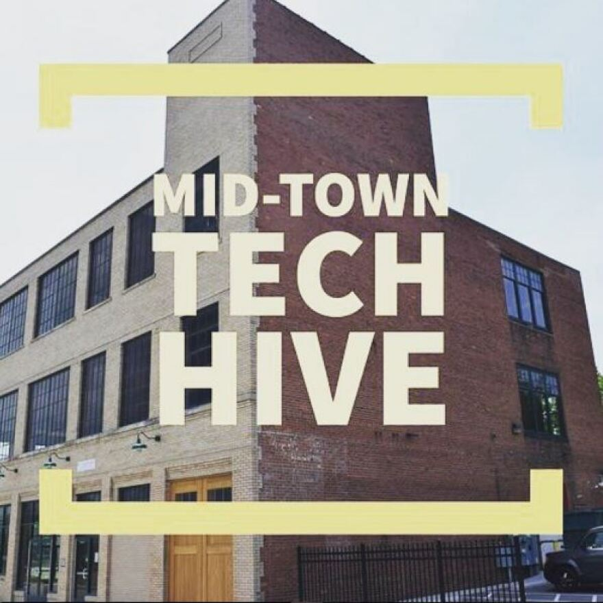 the midtown tech hive building
