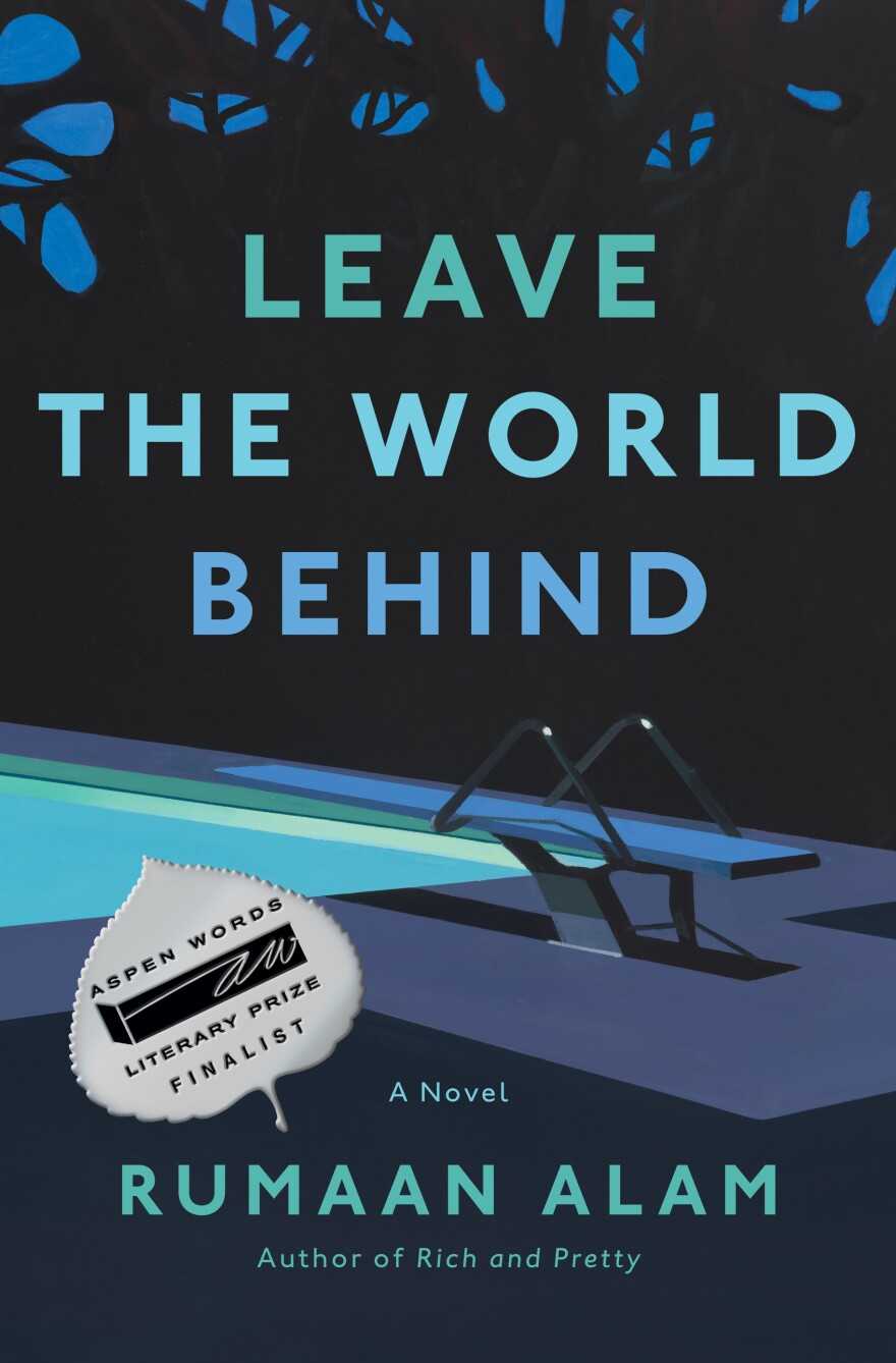 Leave the World Behind, by Ruman Alaam