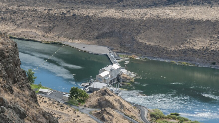 Idaho Power says it already gets nearly half its energy from hydroelectric dams such as the Swan Falls Dam on the Snake River, just south of Boise. The utility plans to phase out its use of coal power plants.