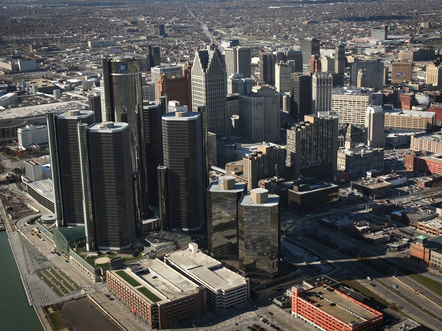 According to the U.S. Census, Detroit is the poorest major city in the country.