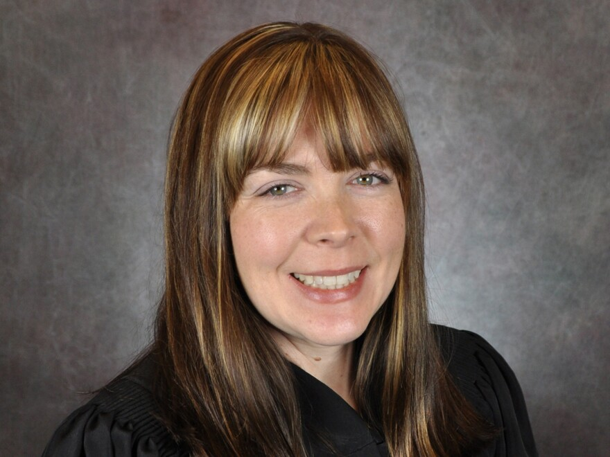 Kentucky state authorities say Kenton County Judge Dawn Gentry coerced colleagues to support her election campaign, made inappropriate advances toward an attorney and had sex in a courthouse office.
