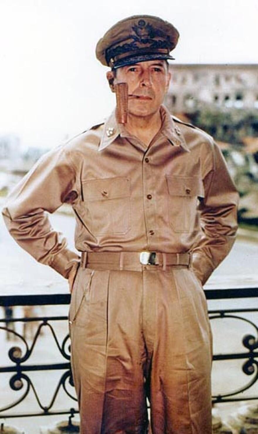 The Missouri Meerschaum Company still makes corn cob pipes like Gen. Douglas MacArthur smoked during World War II.
